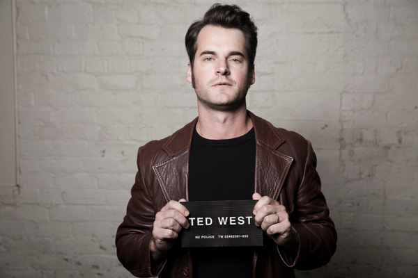 David de Lautour as Ted West